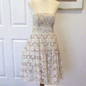 Anthropologie hour by hour dress